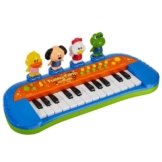Simba 104012799 - ABC Witziges Farm-Keyboard 34cm -
