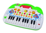 Simba 104018188 - ABC Tier-Keyboard 28x39cm -