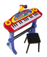 Simba 106838629 - My Music World Standkeyboard 55cm -