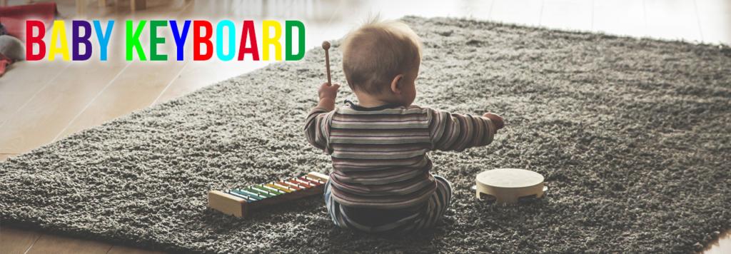 Baby Keyboard Titelbild