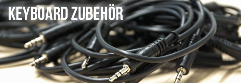 Keyboard Zubehör Header
