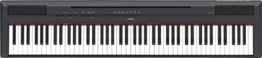 Yamaha P-115B Digital Piano schwarz -