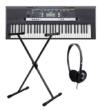 Yamaha PSR E253 Keyboard SET inkl. Ständer + Kopfhörer -